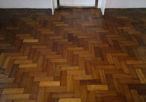 wood floor sanding service london